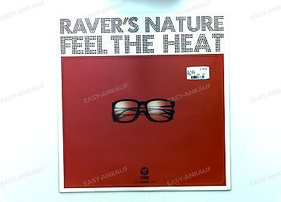 Raver's Nature - Feel The Heat GER Maxi 2003 //1
