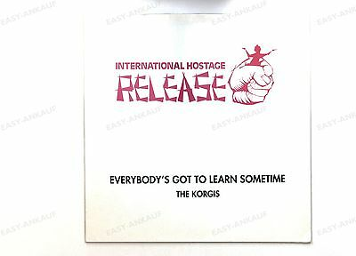 The Korgis - Everybody's Got To Learn Sometime UK Maxi 1990 //1