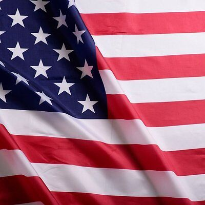 3' x 5' ft USA US American Flag Stars Polyester United States Pack of 1,3, 5, 10
