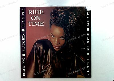 Black Box - Ride On Time GER Maxi 1989 //6