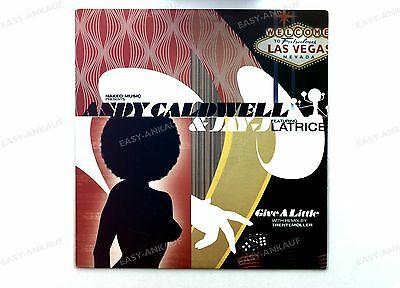 Andy Caldwell & Jay-J Featuring Latrice - Give A Little US Maxi 2004 //1