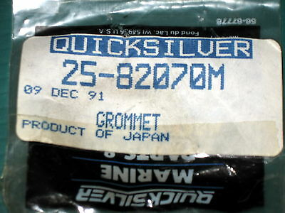Quicksilver Mariner outboard 82070M Tiller Steer Handle Grommet 25K 28 30A W30