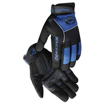 Caiman MAG 2950 Black Synthetic Leather Multi-Activity / Mechanic Glove