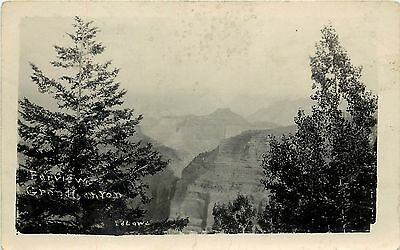 1920s Real Photo Postcard; Farview, Grand Canyon North Rim AZ Unposted