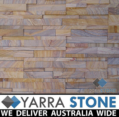 Stack Stone Wall Cladding / Stacked Stone / Natural Stone- Rainbow Stackstone