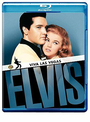 Viva Las Vegas Blu-Ray - Elvis Presley - Ann-Margret - Authentic Us Release