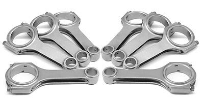 Eagle Forged Steel Connecting Rods Ford 302 Windsor V8 Small Block - CRS5090F3D