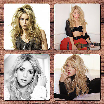 Shakira Coaster Set NEW Dare Can't Remember to Forget You La Waka Loca She Wolf