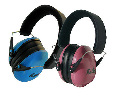 Earmuffs for Kids or babys ear muffs..Blue & Pink