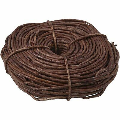 Maize string, W: 3,5-4 mm, approx. 60 m, brown, 300g