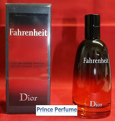 DIOR FAHRENHEIT AFTER SHAVE LOTION - 100 ml