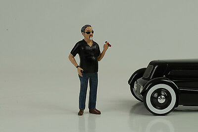Cool Bill Figur Figuren Figures Hot rod rodder figurines 1:18 American Diorama