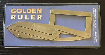 Golden Proportion Ruler Dental Instrument Almore