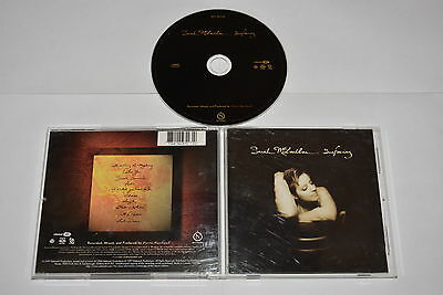 Sarah McLachlan - Surfacing - MUSIC CD RELEASE YEAR: 1997