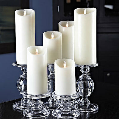 Reallite Real Genuine Wax Flicker Flameless LED Candle