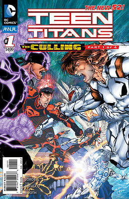 Teen Titans Annual #1 New 52