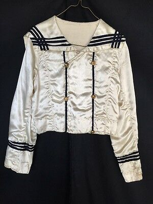 Vintage Childs Sailor Shirt Costume