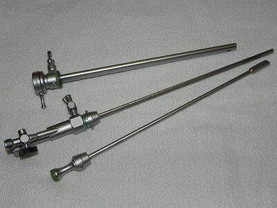 Olympus Resectoscope Set 7 piece #0099