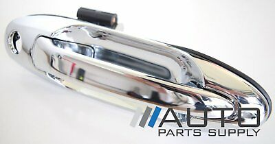 100 or 105 Series Toyota Landcruiser Door Handle RH Front Chrome Outer 1998-2007