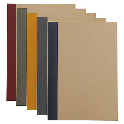 MUJI Notebook A5 6mm Rule 30sheets - Pack of 5books