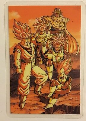 Dragon Ball Z Rami Card Amada Part 93 A 0393G