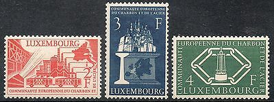 LUXEMBOURG  Neuf ** N° 511/513