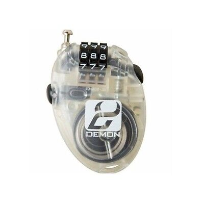Demon Snow Mini Lock | New Demon Snow Ski Snowboard Mini Combination Lock DS2951