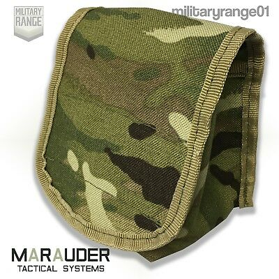 Marauder Ear Defenders Pouch - MOLLE - British Army MTP Multicam - UK Made