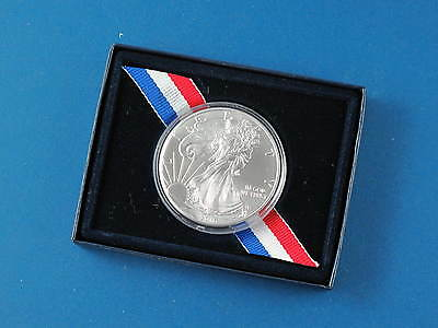 2016 American Silver Eagle Walking Liberty 1oz Coin in US Mint Box