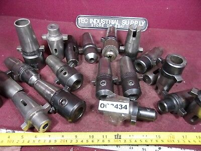 Lot Of20 Universal Eng. Kwik Switch 300 M. T. & End Mill Tool Holder  Loc2434