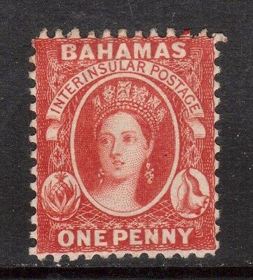 Bahamas #24 VF Mint
