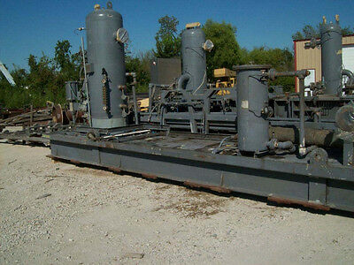 Waukesha Natural Gas Engine & Compressor L7042GSI