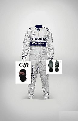 Mercedes AMG Hobby Race suit 2014 style