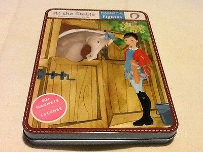 At The Stable Magnetic Figure