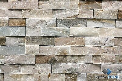 Stone Wall Cladding / Stacked Stone / Stackstone- Sunset Stack stone