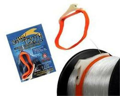 Shark Tooth Spool System keep your fishing line ready to use BRAND NEW