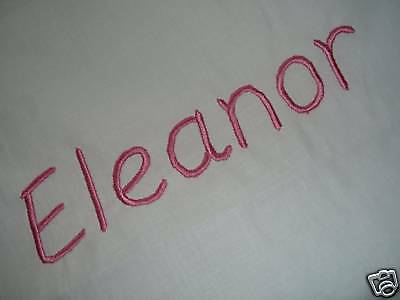 Personalised Pillowcase Add A Name