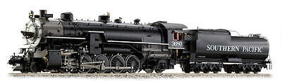 Accucraft AL97-041 Southern Pacific F4 #3680  Live-Steam in 1:32 , Spur 1, OVP
