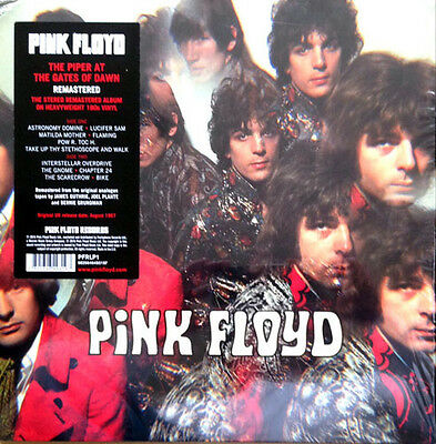 PINK FLOYD Piper At The Gates Of Dawn - Vinyl LP - Reissue Remastered 180G