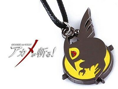 Collier Akame Ga Kill / Necklace Akame Ga Kill