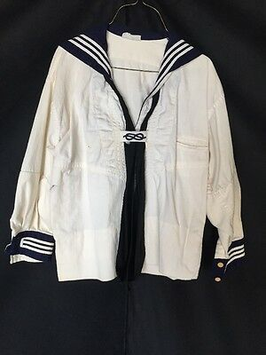 Vintage Child's Sailor Shirt Costume