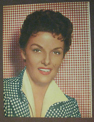 Jane Russell Vintage Magazine Photo Rare 1950's