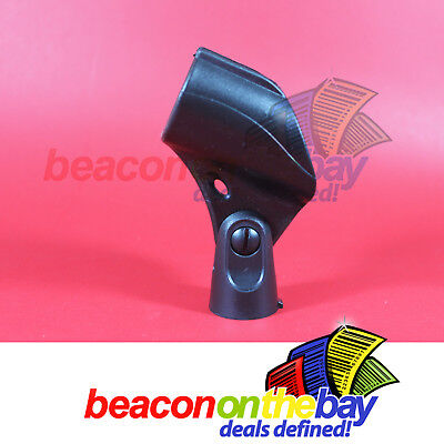 Large Microphone Clip - Inner Diameter ID 40 - 46mm Suits Wireless Mics