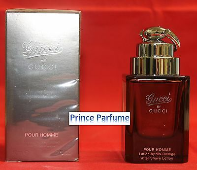 GUCCI BY GUCCI POUR HOMME AFTER SHAVE LOTION - 50 ml
