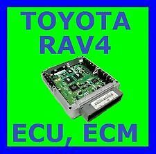 Automatic GearBox Faults 89661-42683 TOYOTA RAV4 ECU REPAIR SERVICE 896614268