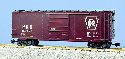 USA Trains R19214B Pennsylvania 40 Ft. PS-1 Steel Box Car, Ultimate Series, 1:29