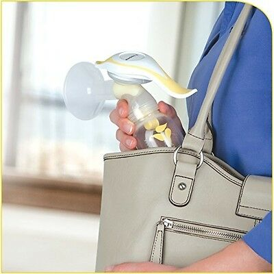 New Manual Breast Pump - Lightweight, Portable, Producing More Milk in Less Time
