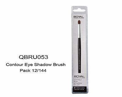 Royal Cosmetics Make Up Contour Eye Shadow Brush Smokey Effect
