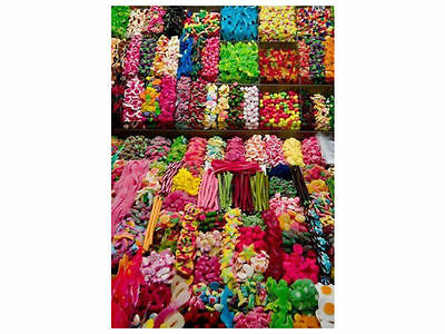 SURPRISE PICK & MIX 1KG VARIETY LOLLIES CANDY SELECTION -  New