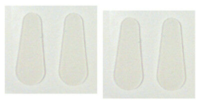 a1dcc50d5f5 Adhesive Stick-on Silicone Nose Pads for Glasses - 17mm Clear (4-56